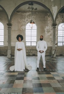 233E1E3200000578-0-And_the_bride_and_groom_wore_white_Solange_Knowles_28_and_music_-4_1416245865600